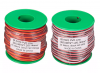 Soft Silicone Flexible Wire Cable 26 AWG 10+10+10M