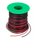 Soft Silicone Flexible Wire Cable 22 AWG 15+15M